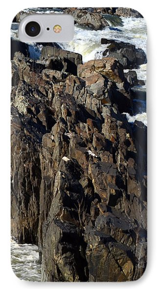Jagged Waters IPhone Case