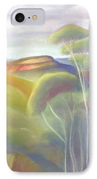 Jamison Valley Blue Mountains National Park Nsw Australia IPhone Case
