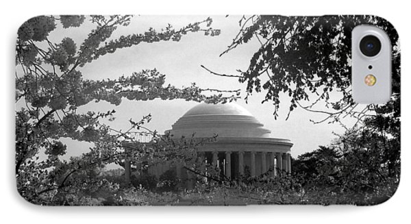 Jefferson Memorial IPhone Case