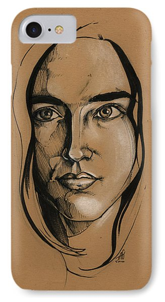 Jennifer Connelly IPhone Case