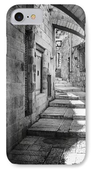 Jerusalem Street IPhone Case