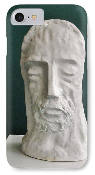 Jesus In Prayer 2014 IPhone Case