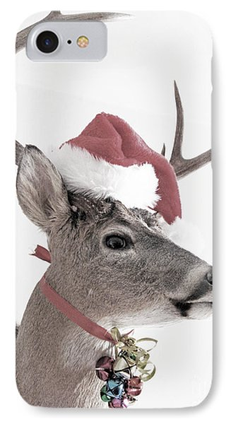 Jingle Deer IPhone Case