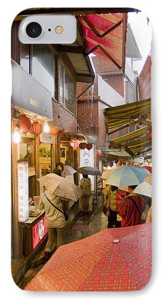 Jiu Fen Rain  IPhone Case
