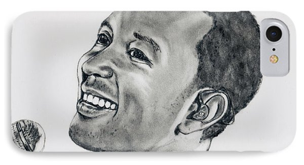 John Legend IPhone Case