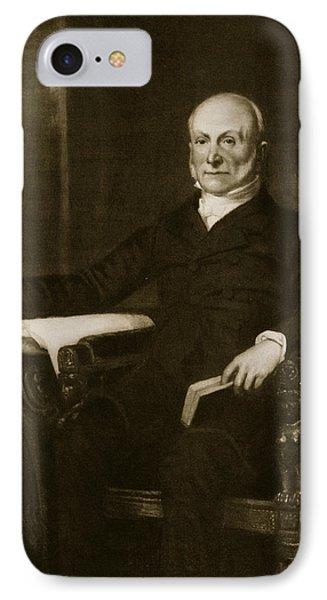 John Quincy Adams IPhone Case