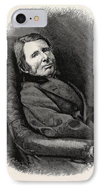 John Ruskin 8 February 1819   20 January 1900 IPhone Case
