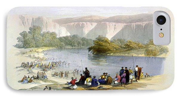 Jordan River IPhone Case