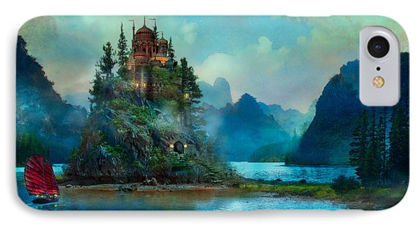 Castle iPhone 8 Case - Journeys End by Aimee Stewart
