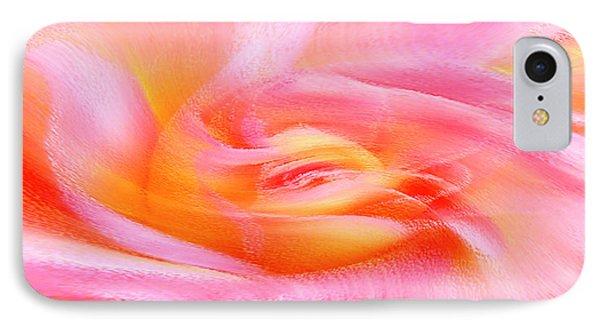 Joy - Rose IPhone Case