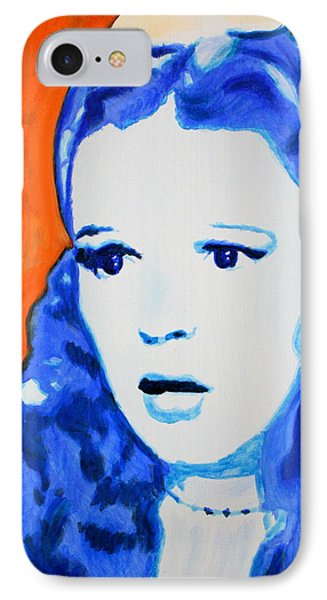 Judy Garland Dorothy Wizard Of Oz IPhone Case