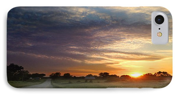 June Sky Osage County IPhone Case