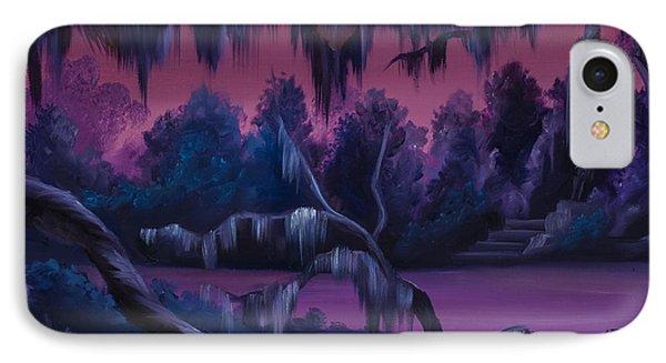 Jungle Of Narnia IPhone Case
