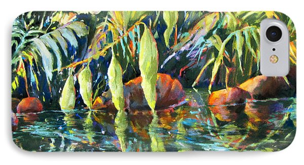 Jungle Reflections 2 IPhone Case