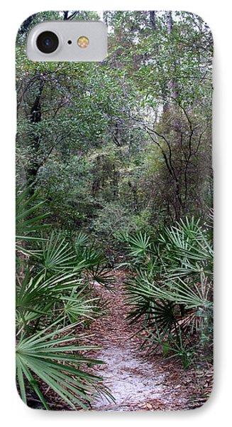 Jungle Trek IPhone Case