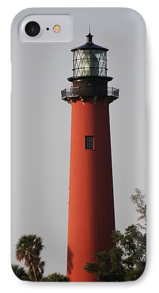 Jupiter Lighthouse IPhone Case