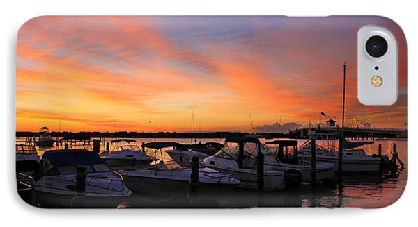 Just Before Dawn IPhone Case
