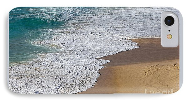 Just Waves And Sand By Kaye Menner IPhone Case