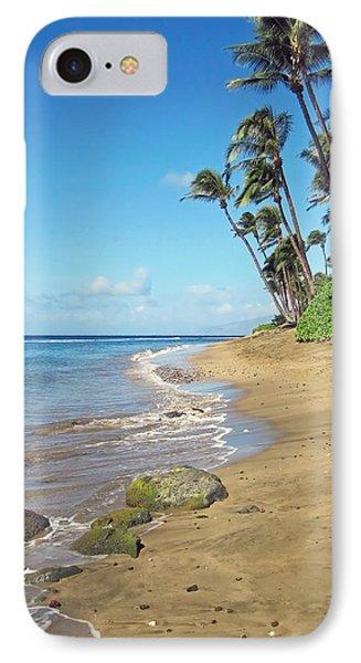 Ka'anapali Beach IPhone Case