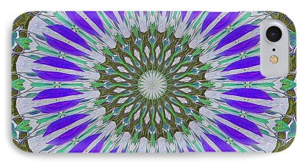 Kaleidoscope Celtic IPhone Case