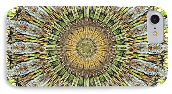 Kaleidoscope Fungus IPhone Case