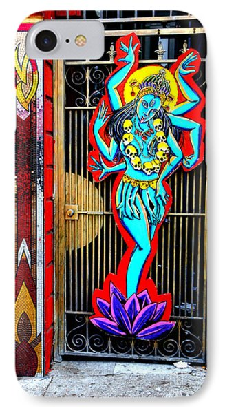 Kali In Color IPhone Case