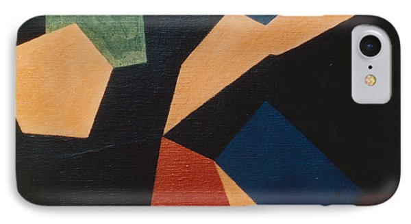 Kandinsky Homage 1972 IPhone Case