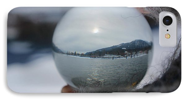Kaslo Winter IPhone Case