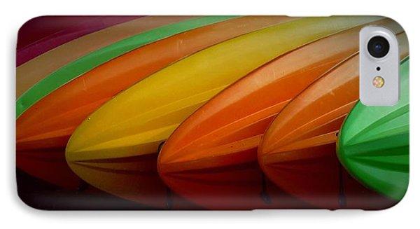 Kayaks IPhone Case
