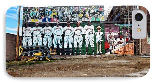 Kc Monarchs - Baseball IPhone Case