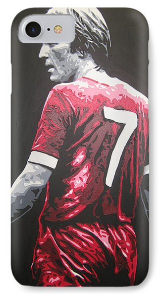 Kenny Dalglish - Liverpool Fc 2 IPhone Case