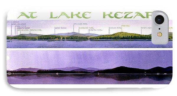 Kezar Lake View IPhone Case