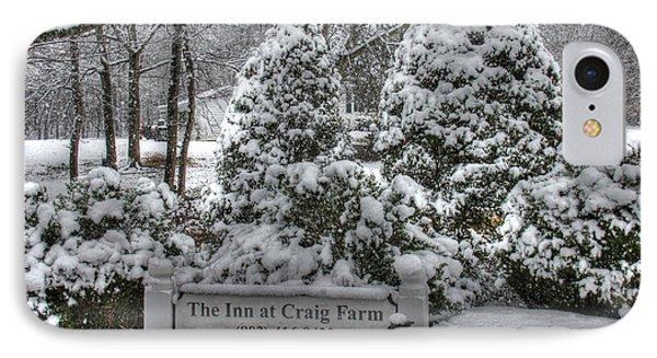 Kilburnie Inn At Craig Farm IPhone Case