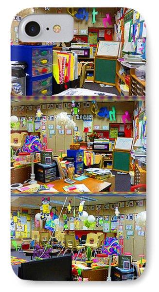 Kindergarten Classroom IPhone Case