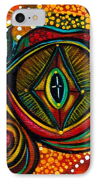 Kindness Spirit Eye IPhone Case