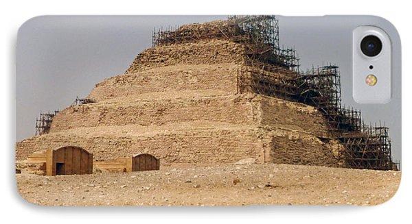 King Djoser The Great Of Saqqara IPhone Case