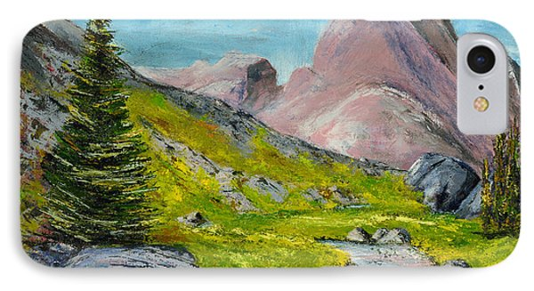 Kings Canyon Park IPhone Case