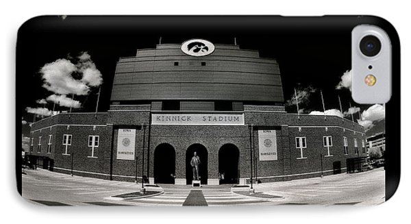 Kinnick Stadium IPhone Case