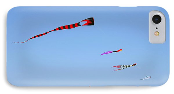 Kites Over Cabo IPhone Case
