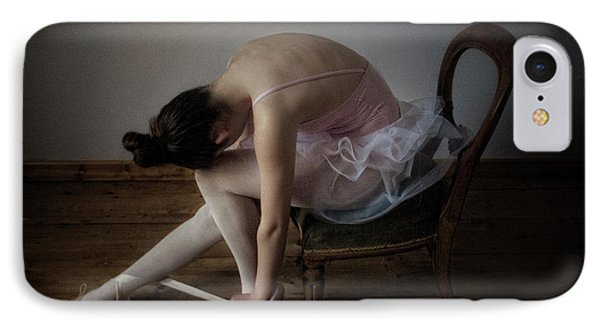 England iPhone 8 Case - Kitkat, The Ballerina by Kenp