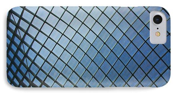 Kogod Courtyard Ceiling #4 IPhone Case