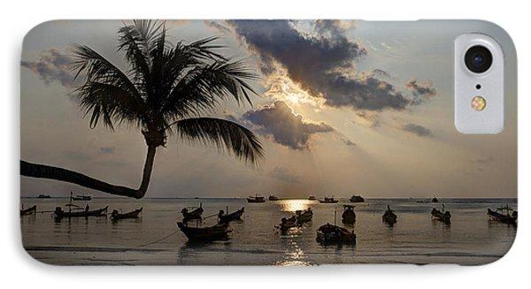 Koh Tao Sunset IPhone Case