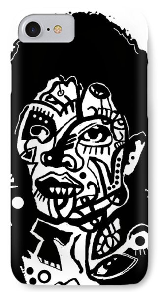 Kop 3 Michael Jackson IPhone Case