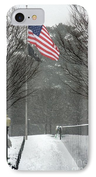 Korean War Veterans Memorial IPhone Case