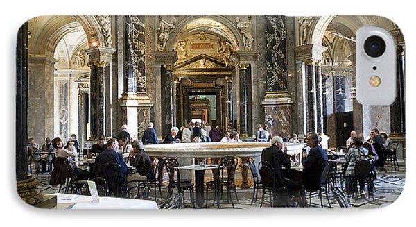 Kunsthistorische Museum Cafe II IPhone Case