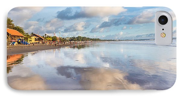 Kuta Beach In Seminyak IPhone Case