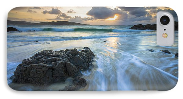 La Fragata Beach Galicia Spain IPhone Case