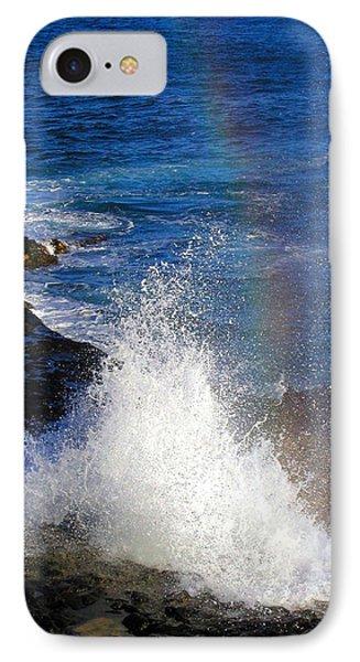 Hawaiian Rainbow IPhone Case