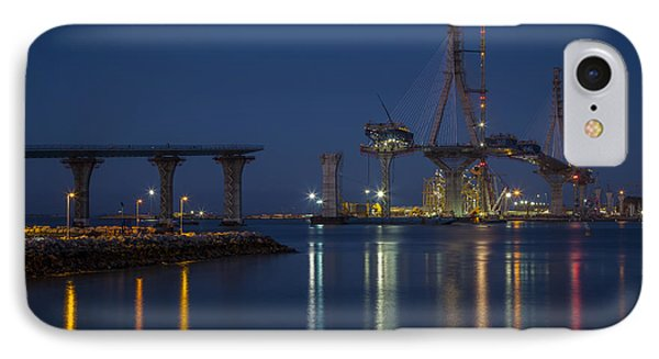 La Pepa Bridge Cadiz Spain IPhone Case