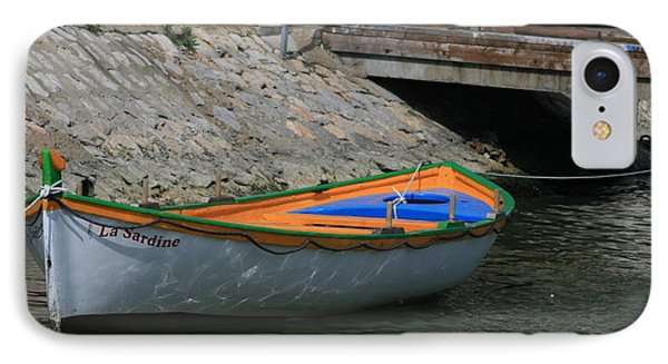 Boat   La Sardine  IPhone Case